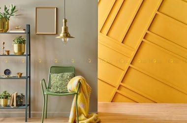 Xu hướng sử dụng tấm ốp nhựa PVC vân đá, vân gỗ, vân giấy